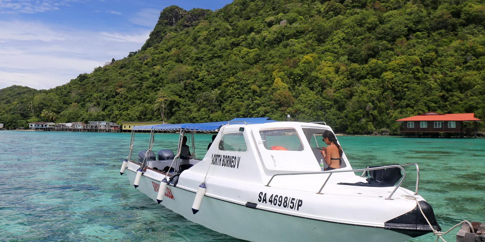 馬來西亞_仙本那_跳島旅遊