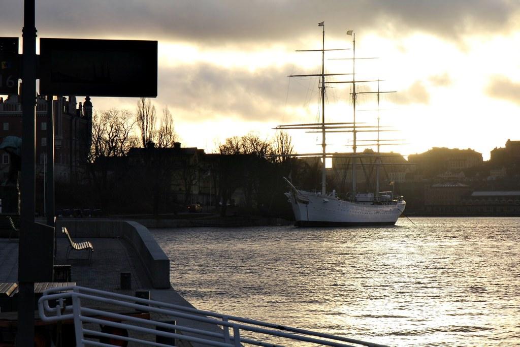 瑞典自由行,瑞典特色住宿,瑞典青年旅館,帆船旅館,