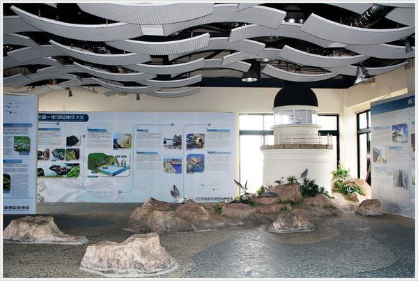 北海坑道、東引遊客服務中心