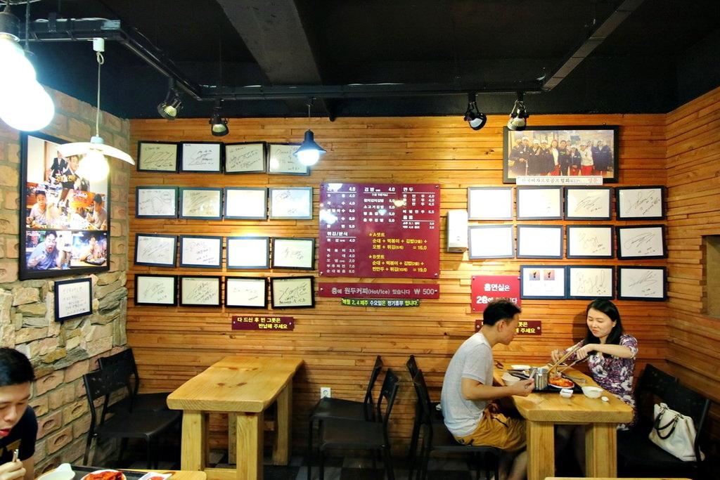 韓國自由行,釜山必吃,韓國辣年糕,韓國飯捲,