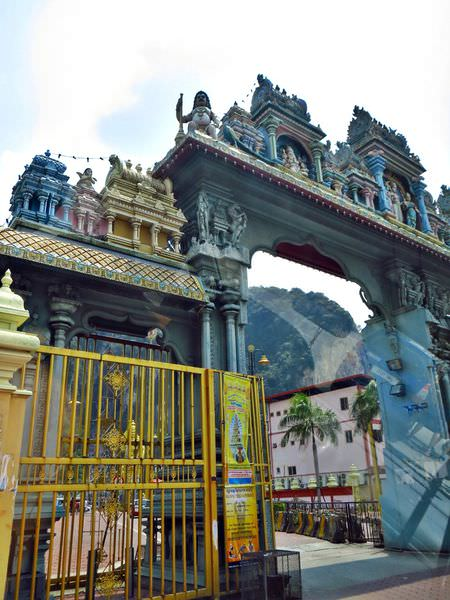 斯里旦達尤哈巴尼印度廟, Kuil Sri Nagara Thendayuthapani,