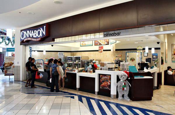 美國,關島,肉桂捲,GPO,密客羅尼西亞廣場,Micronesia mall,CINNABON
