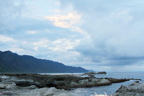 花蓮自由行,緩慢民宿,石梯坪,東部海岸國家風景區,花蓮縣豐濱鄉,特殊地質景觀