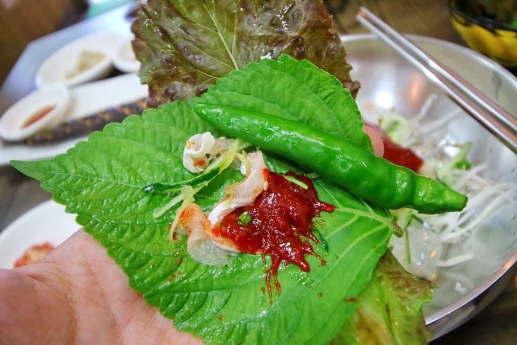 韓國釜山必吃,韓國自由行,韓國魚肉冷麵,
