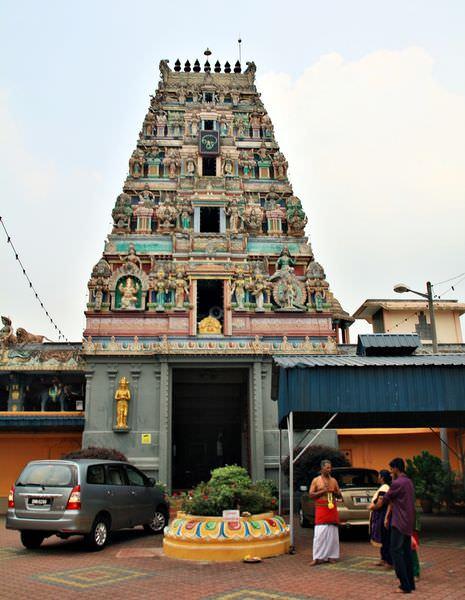 斯里旦達尤哈巴尼印度廟, Kuil Sri Nagara Thendayuthapani,巴生,馬來西亞,雪蘭莪