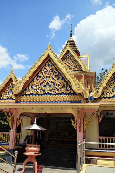 The Thai Chetawan Temple,馬來西亞,泰國廟,雪蘭莪,魅力雪兰莪